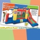 Mega Bounce 'N Slide Play Zone