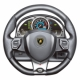 Large Steering Wheel