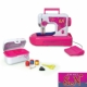 Chainstitch Sewing Machine with Sewing Kit