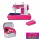 Mini Chainstitch Sewing Machine with Sewing Kit