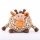 Plush Giraffe in sphere shape